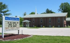 The Open Door Free Methodist Community Church
